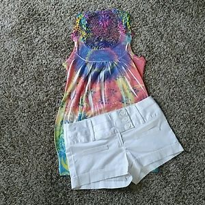 CUTE 2PC DRESSY OUTFIT
